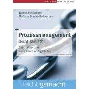 Buchcover Prozessmanagement leicht gemacht